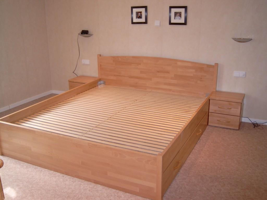 bettgestell stauraum. Black Bedroom Furniture Sets. Home Design Ideas