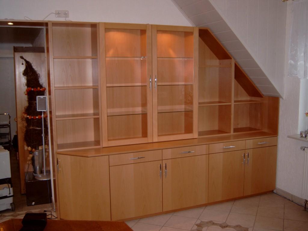 Massanfertigung Sideboard Wohnzimmer Schrank
